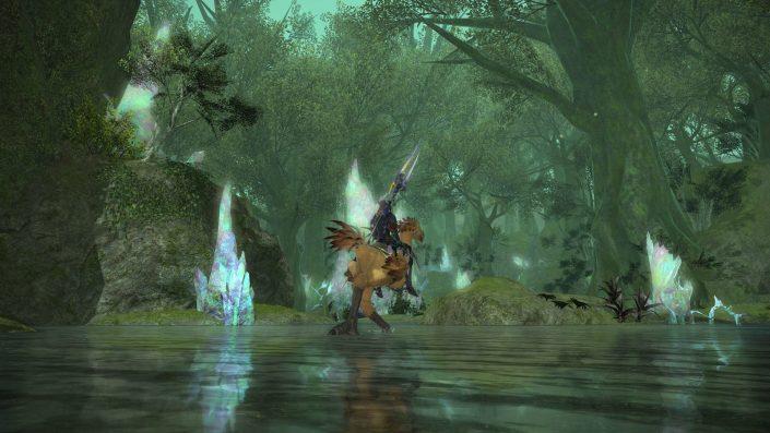 Final Fantasy XIV: PS5-Upgrade-Beta gestartet – Download und technische Details