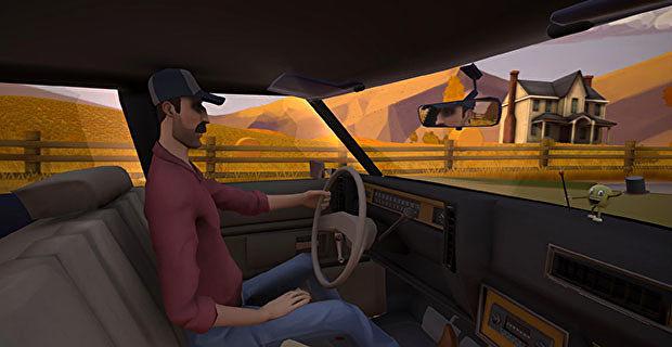 Hitchhiker: Adventure mit einem Trailer für die PlayStation 4 bestätigt