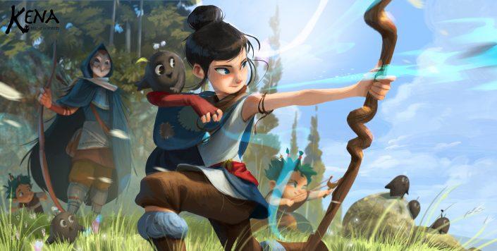 Kena Bridge of Spirits: Test-Wertungen zum PS4- und PS5-Abenteuer