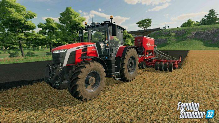 Landwirtschafts-Simulator 22: US-Map, neue Pflanzen & Gameplay in neuen Videos
