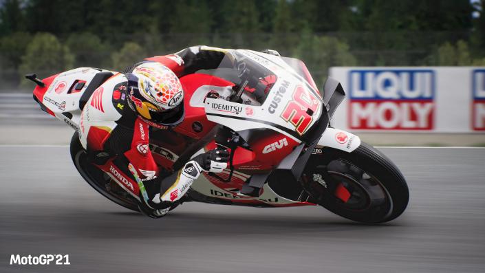 MotoGP 21: Der rasante Trailer zum Launch des Rennspiels
