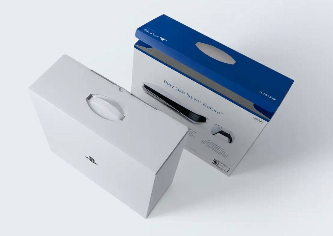 PS5 Verpackung 2