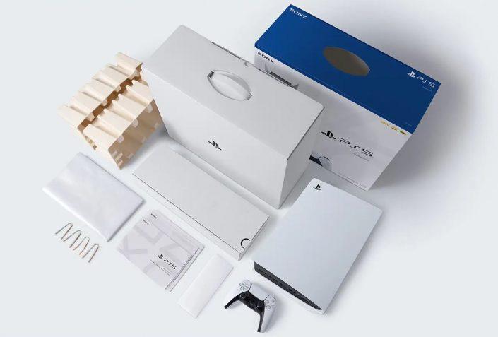 PS5: Sony erklärt die verbesserte Verpackung