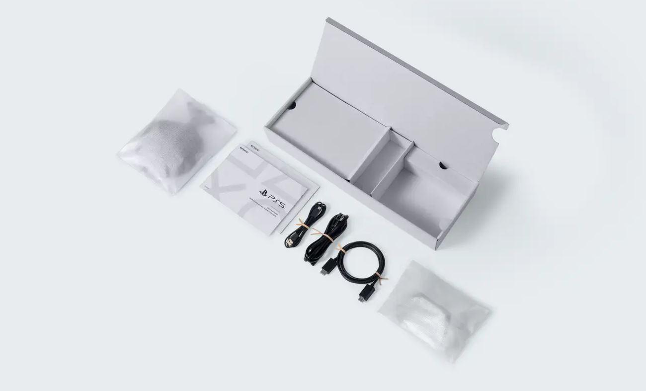 PS5 Verpackung