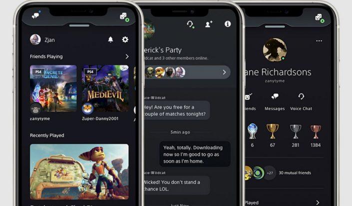 PlayStation App: Update mit PS5-Features und neuer Download-Meilenstein