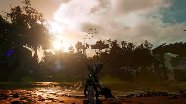 Ratchet & Clank Rift Apart: 16 Minuten Gameplay-Material veröffentlicht