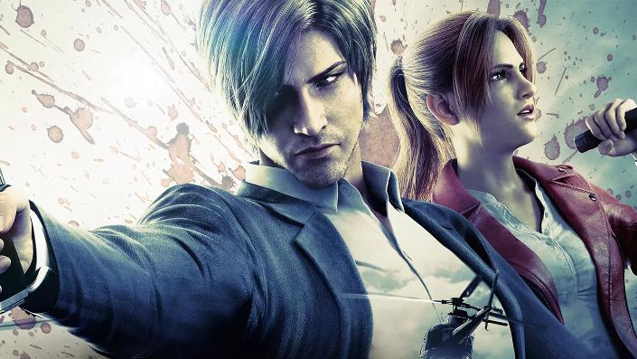 Resident Evil Infinite Darkness: Neuer Trailer zur Anime-Serie veröffentlicht