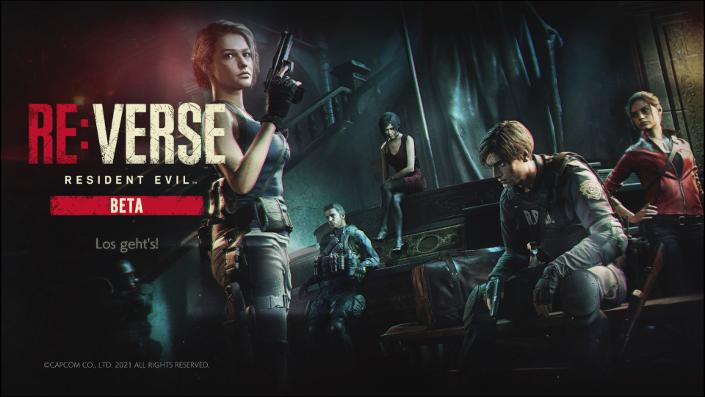 Resident Evil ReVerse angespielt: Endlich ein guter Multiplayer-Ableger?