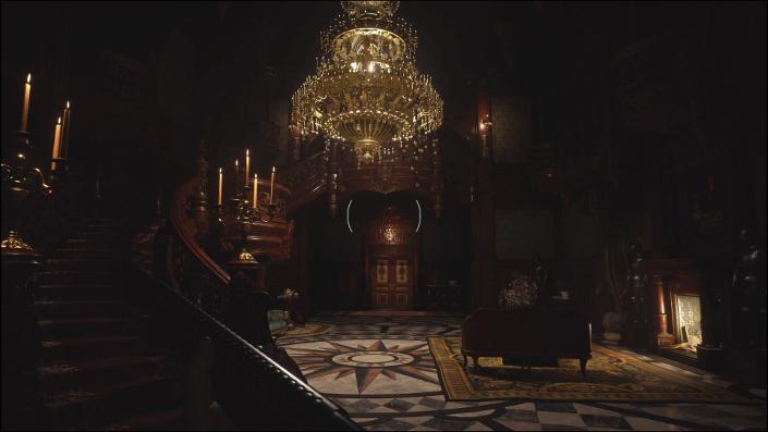 Resident Evil Village angespielt: Schloss-Demo überzeugt mit Horroratmosphäre