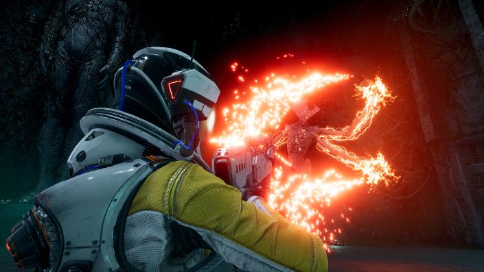 Returnal: Die ersten 45 Minuten des Action-Titels im Gameplay-Video