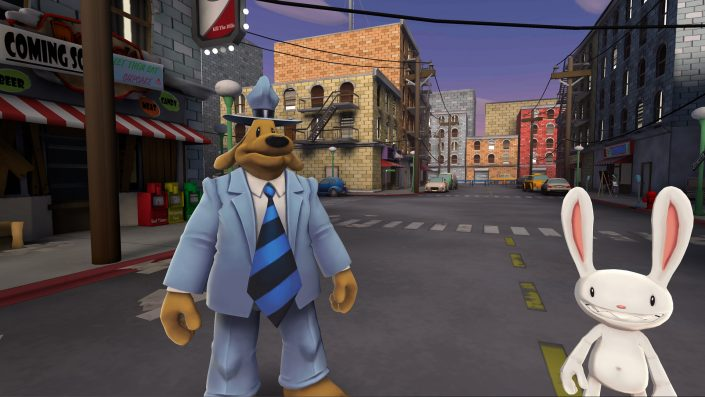 Sam & Max This Time It's Virtual: PlayStation VR-Version bestätigt
