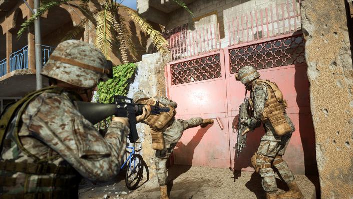 Six Days in Fallujah: Titel war wohl zwischenzeitlich bei Sony Santa Monica in Arbeit