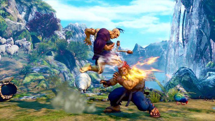 Street Fighter 5: Termin für Rose – Erster Blick auf Oro und Akira Kazama enthüllt