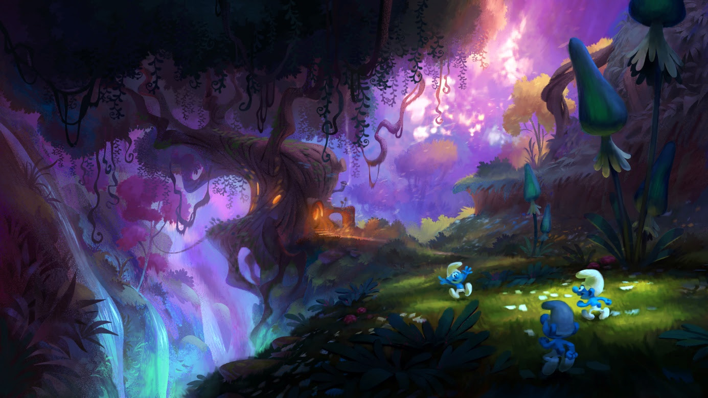 The Smurf Mission Vileaf