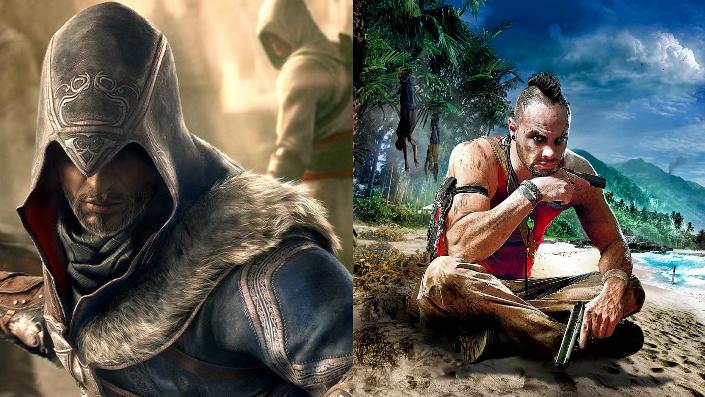 Ubisoft: Manga-Kurzgeschichten zu Assassin's Creed, Far Cry & mehr veröffentlicht