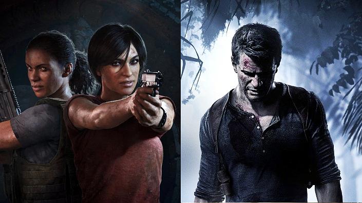 Uncharted Legacy of Thieves Collection: Remaster-Sammlung für PS5 und PC angekündigt