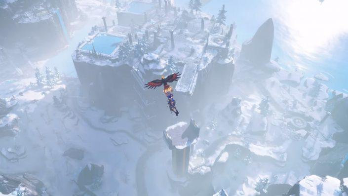 """Immortals Fenyx Rising: Der Trailer zum """"Die verlorenen Götter""""-DLC"""