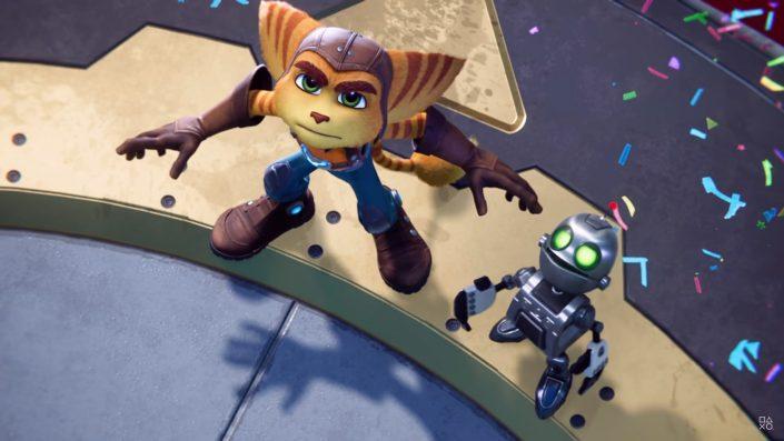 "Ratchet & Clank Rift Apart: Performance RT-Modus war eine ""Last-Minute-Entdeckung"""