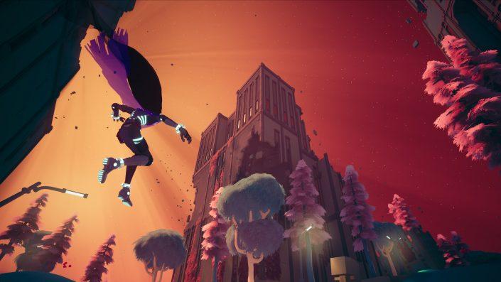 Solar Ash: Neuer Gameplay Trailer zum Actionspiel veröffentlicht