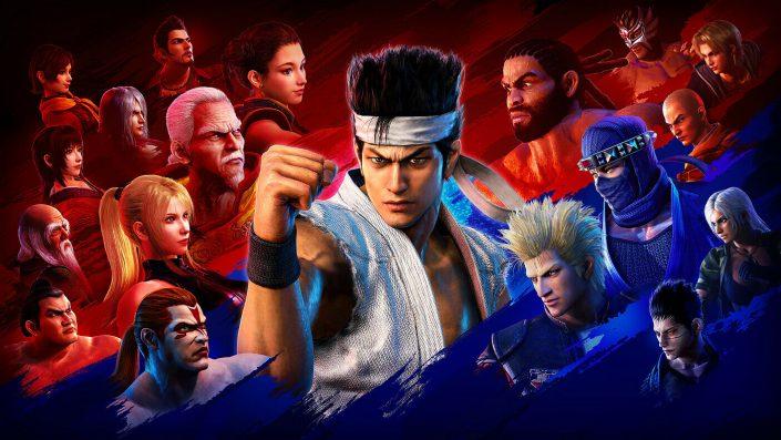 Virtua Fighter X eSports Project: Im PlayStation-Store gelistet – Ankündigung in Kürze?