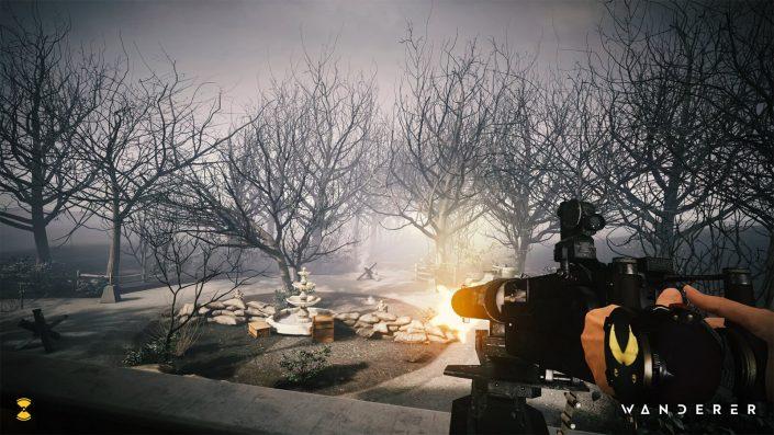 Wanderer: Zeitreise-Abenteuer für PlayStation VR angekündigt