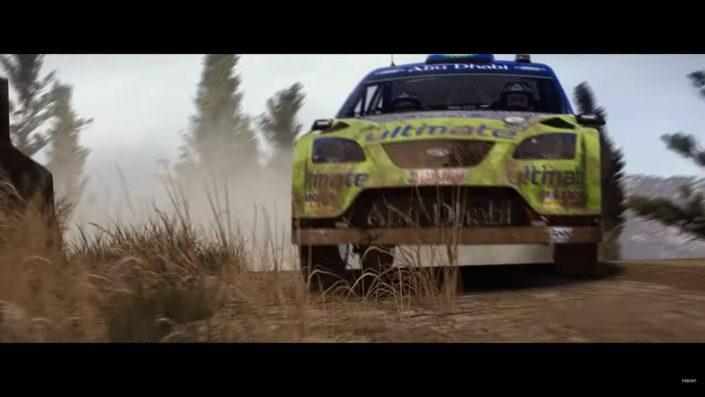 WRC 10: Neuer Trailer zeigt die Acropolis-Rally in Griechenland