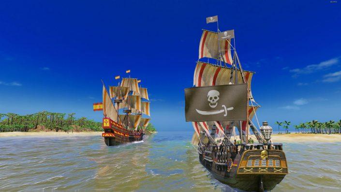 Port Royale 4: Buccaneers-DLC lässt euch eine Piratenflotte aufbauen
