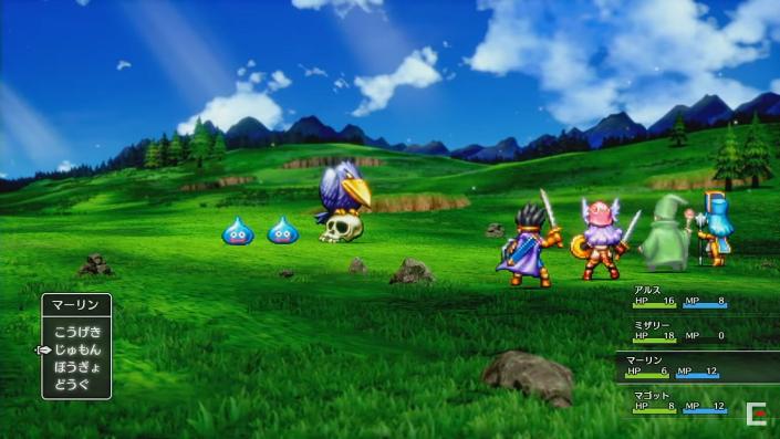 Dragon Quest III HD-2D Remake: Neuauflage mit Trailer angekündigt