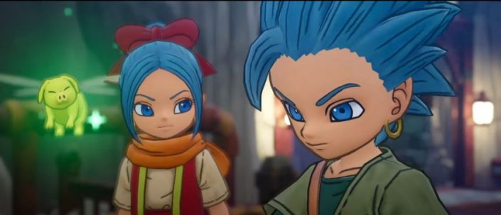 Dragon Quest Treasures: Spin-off mit Erik & Mia in den Hauptrollen angekündigt