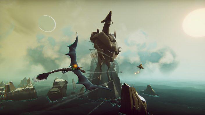 The Falconeer: Warrior Edition mit Trailer für PS4 & PS5 angekündigt