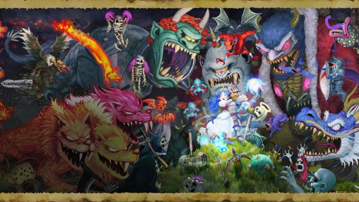 Ghosts'n Goblins Resurrection: Action-Plattformer ab sofort für die PS4 erhältlich