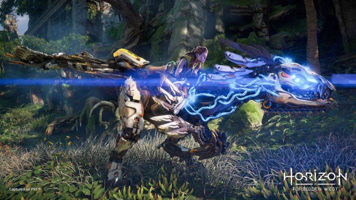 Horizon Forbidden West: Die PS4-Version wird fantastisch, verspricht der Game-Director