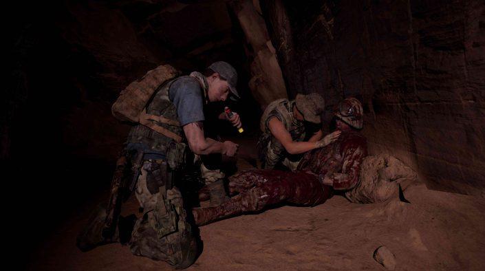 The Dark Pictures House of Ashes: Wer überlebt im unterirdischen Labyrinth? – Vorschau