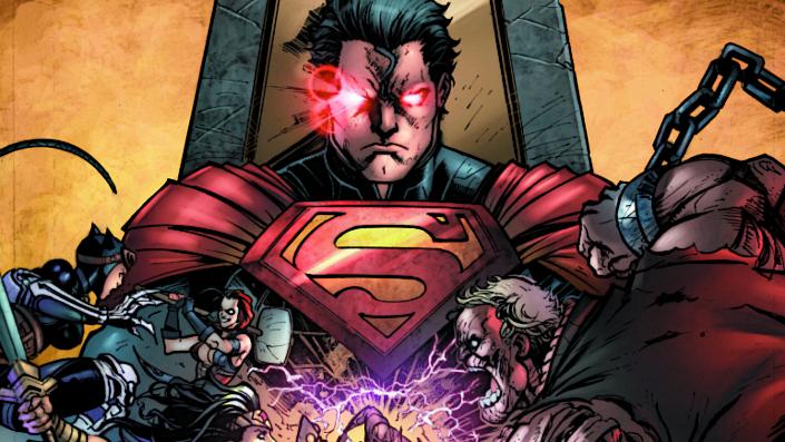 Injustice: Animationsfilm zum DC-Prügelspiel angekündigt