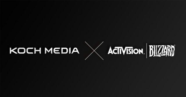 Activision Blizzard: Koch Media übernimmt Retail-Veröffentlichungen in Europa