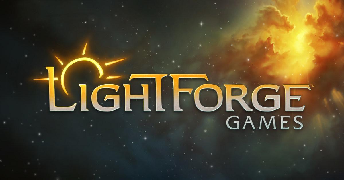 LightforgeGames-Space-Banner Logo