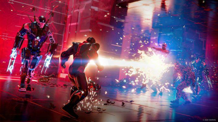 """Marvel's Avengers: Update 1.7.0 mit """"Übernahme des Roten Raums"""" veröffentlicht"""