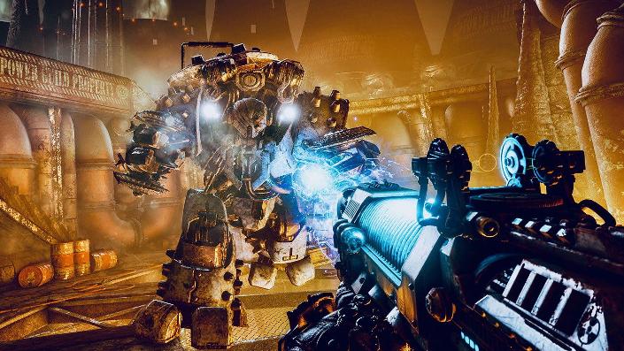 Necromunda Hired Gun: Shooter ab sofort erhältlich – Der offizielle Trailer zum Launch