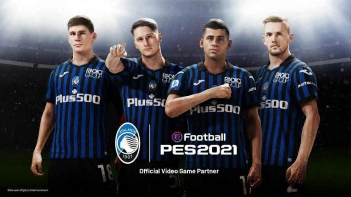 PES 2021: Die nächste Lizenz der Serie A – Partnerschaft mit Atalanta verkündet