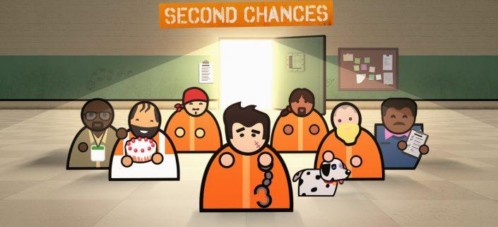 """Prison Architect: """"Second Chances""""-DLC und kostenloses """"The Pen""""-Update stehen bereit"""