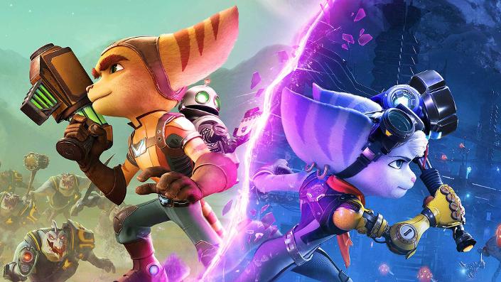 US-Charts: Die meistverkauften Videospiele im Juni – Ratchet & Clank an der Spitze
