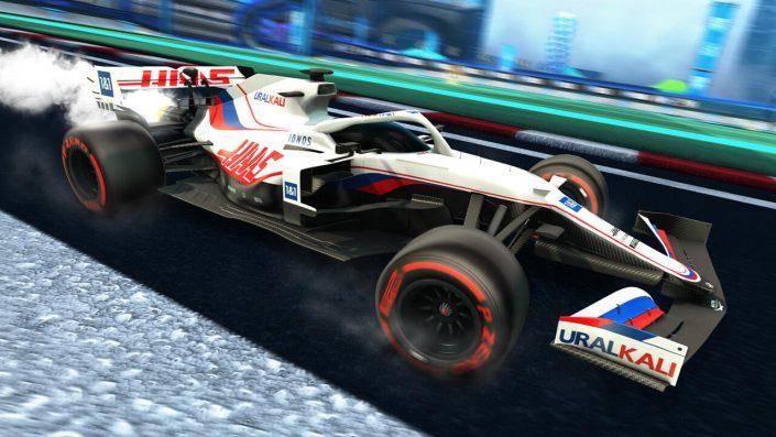 Rocket League: Formula 1-Fanpack angekündigt – Details und Trailer
