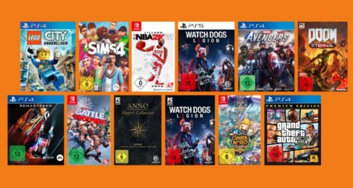 PS5 & PS4: 3 Spiele für 49 Euro und DualSense-Returnal-Aktion