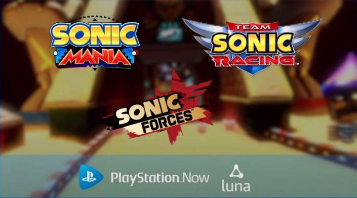PlayStation Now im Juni: Drei Sonic-Spiele und The Wichter 3