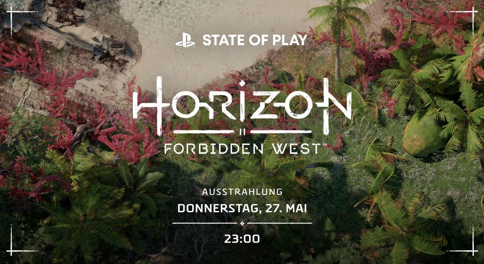 State of Play Horizon Zero Down