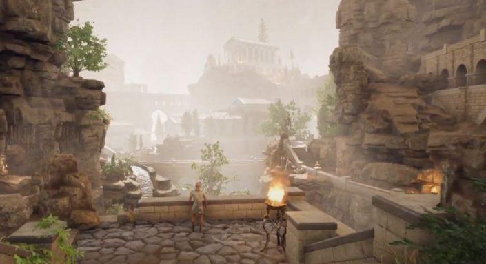 The Forgotten City: Umfangreiches Walktrough-Video zum Mystery-Spiel