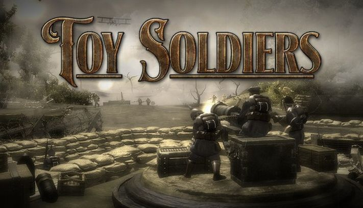 Toy Soldiers Teaser