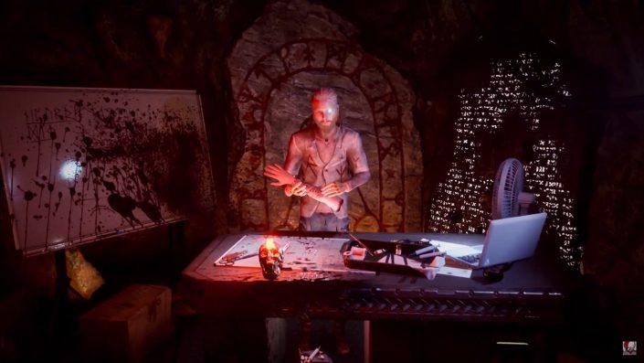 Apsulov – End of Gods: Der Science-Fiction-Horror erscheint für die Konsolen