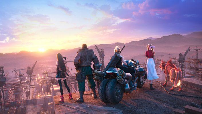 Final Fantasy VII Remake Intergrade: 16 neue Screenshots eingetroffen + Artwork