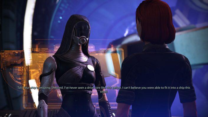 Mass Effect Legendary Edition: Update mit Bugfixing und Verbesserungen zum Download